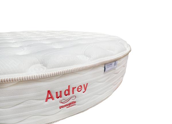 Đệm tròn Dunlopillo Audrey dày 25cm
