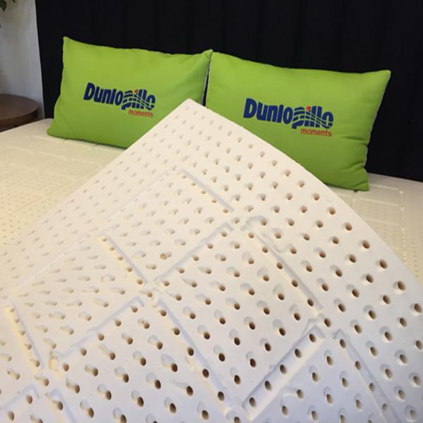 Đệm cao su Dunlopillo Pure