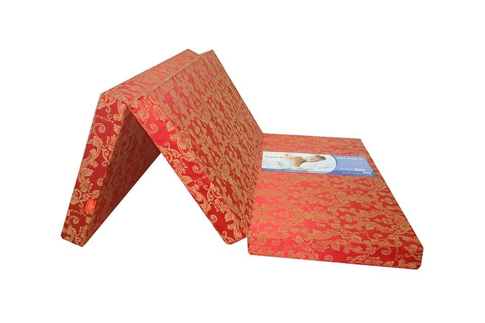 Đệm bông ép vải gấm Everhome